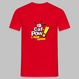 t-shirt Homme (man) Caf-Pow - Men's T-Shirt