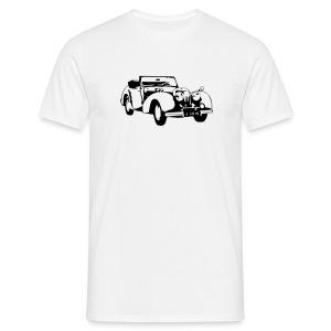 T-Shirt Triumph Roadster - Männer T-Shirt