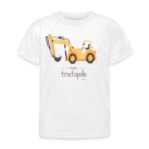 Tractopelle by SEVEUSMZ - T-shirt Enfant