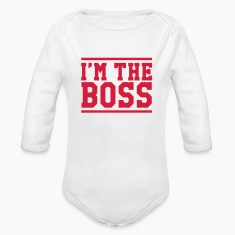I'm the Boss Hoodies