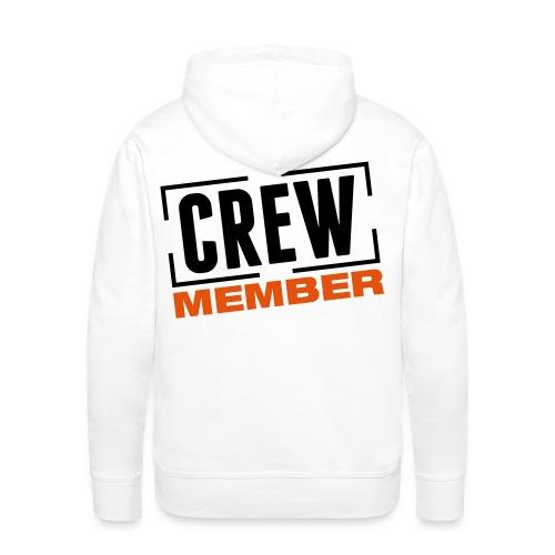 Staff Member Jumper - Men's Premium Hoodie
