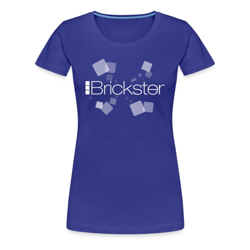 Brickster cubi t-shirt - Maglietta Premium da donna