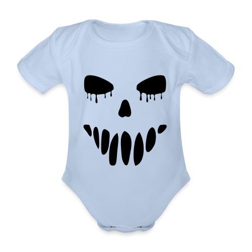 Zombie Horror - Baby Bio-Kurzarm-Body