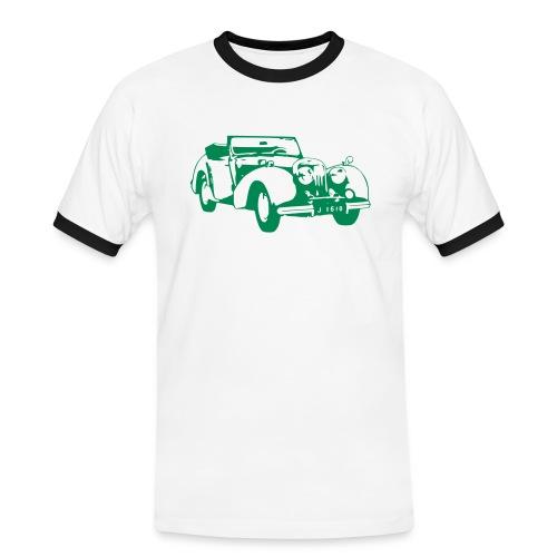 T-Shirt Triumph Roadster - Männer Kontrast-T-Shirt