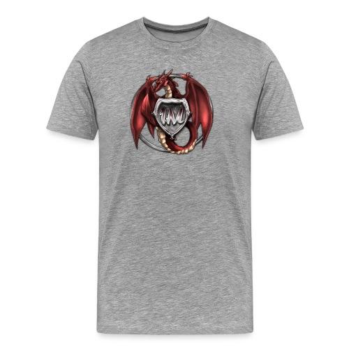 Tshirt infinity - Maglietta Premium da uomo