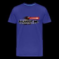 T-shirts ~ Premium-T-shirt herr ~ Dalahäst Inc.