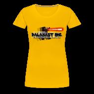 T-shirts ~ Premium-T-shirt dam ~ Dalahäst Inc.