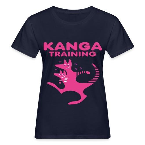 Kangatraining.com BIO - T-shirt bio Femme