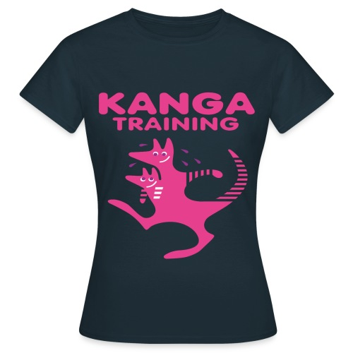 Kangatraining.com - T-shirt Femme