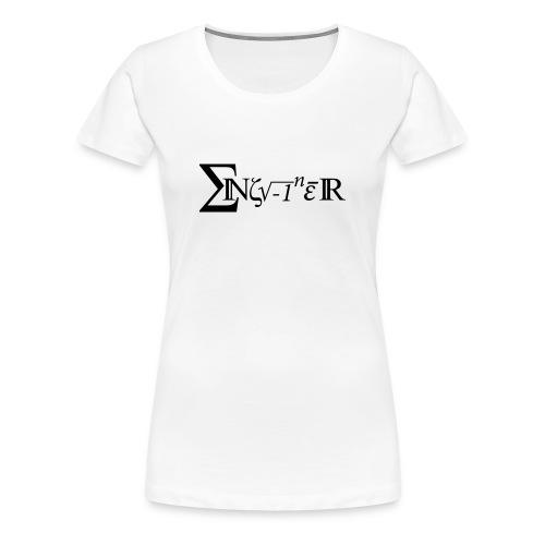 Damen Shirt Engineer - Frauen Premium T-Shirt