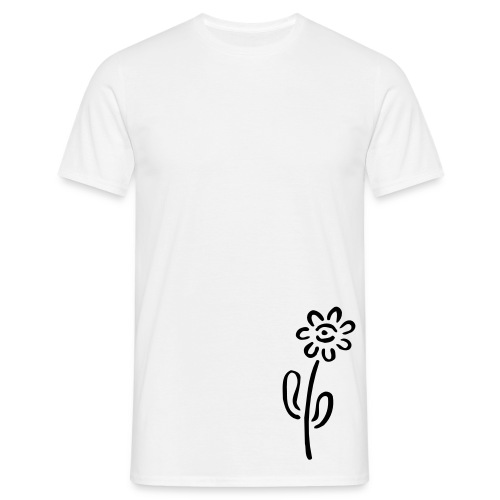 The Ever Vigilant Flower - Men's T-Shirt