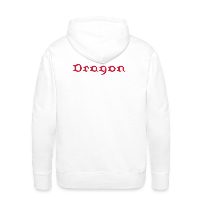 "Hoodie male ""G-Dragon - The Fire breathing One"""