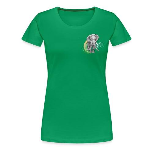 En marche - T-shirt Premium Femme