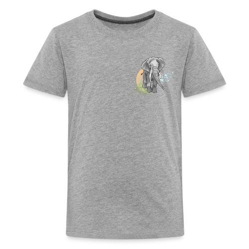 En marche - T-shirt Premium Ado