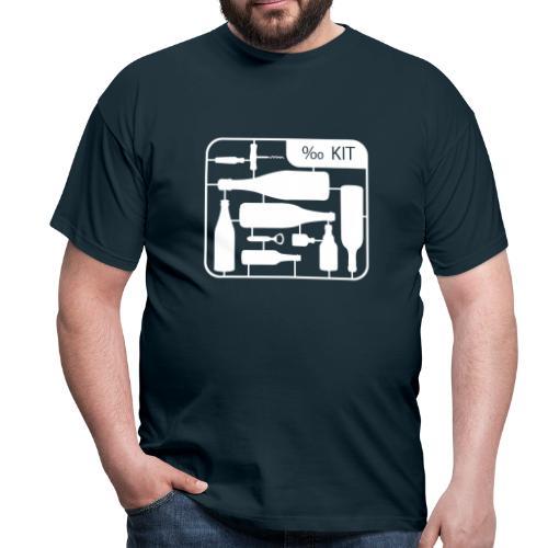 Wine Kit - T-shirt Homme