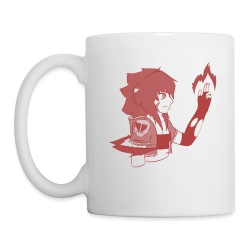 Mug Last Step - Mug blanc