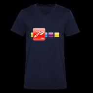 T-Shirts ~ Männer T-Shirt mit V-Ausschnitt ~ Artikelnummer 25993876