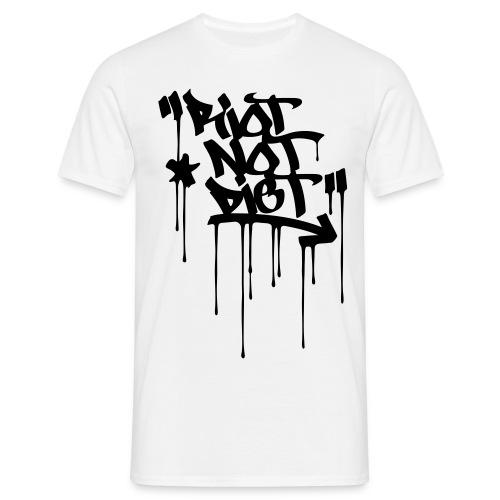 Tag Alt - Men's T-Shirt