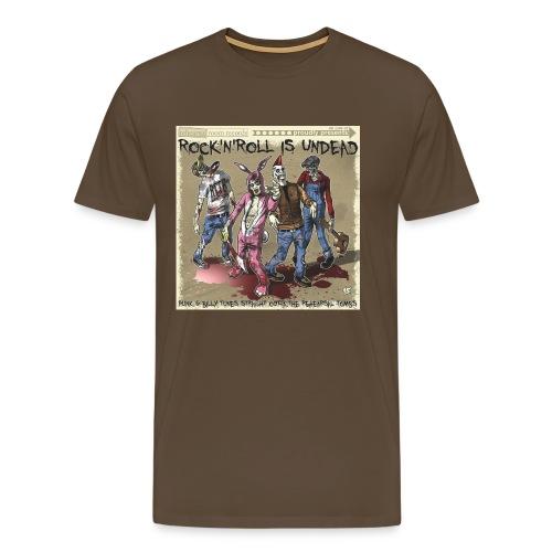 rehearsal room records sampler No.I  Männer T-Shirt klassisch - Männer Premium T-Shirt