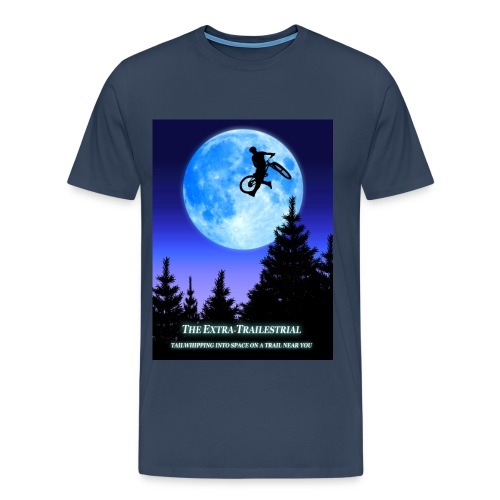 The Extra Trailestrial - Men's Premium T-Shirt