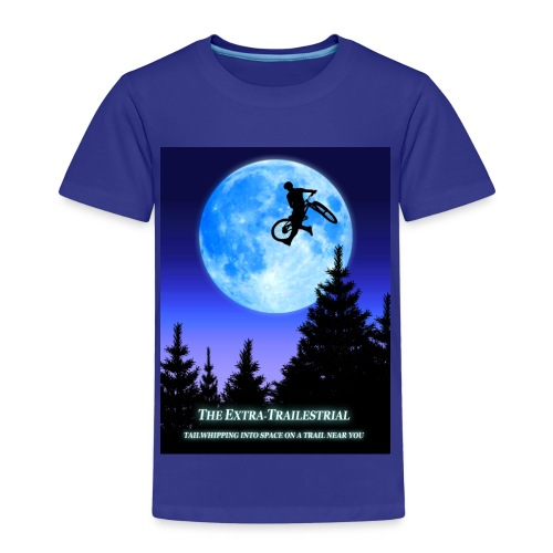 The Extra Trailestrial - Kids' Premium T-Shirt