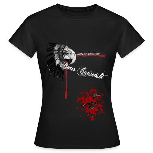 2007 - T-shirt dam