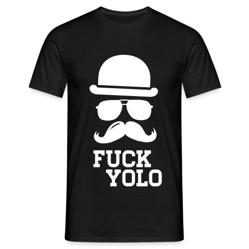 F*CK Y*LO - Shirt - DER KLASSIKER!!! - Männer T-Shirt