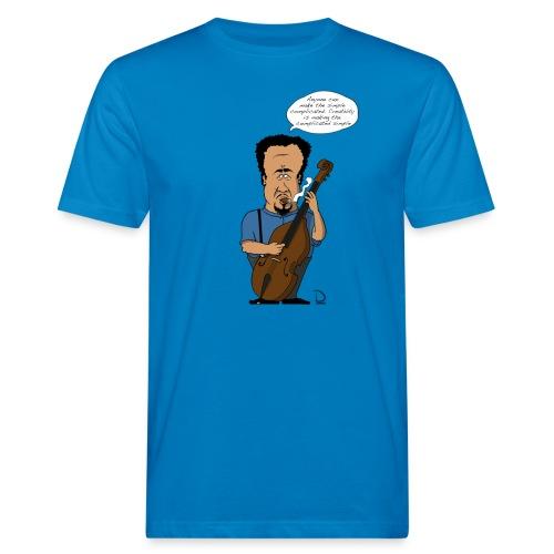 Charles Mingus - Männer Bio-T-Shirt