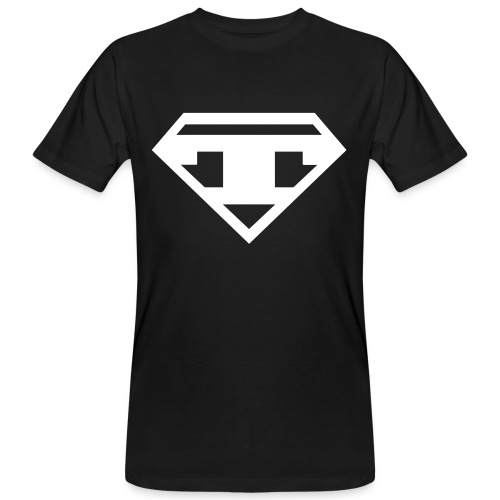 Organic shirt - White T - Men's Organic T-shirt