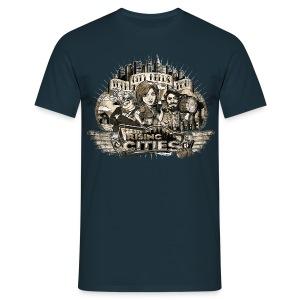 Your City Needs You - Männer T-Shirt