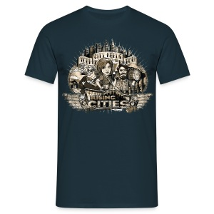 Your City Needs You - Männer T-Shirt
