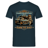 T-Shirts ~ Männer T-Shirt ~ Classic Car Rally Event