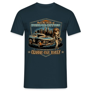 Classic Car Rally Event - Men's T-Shirt