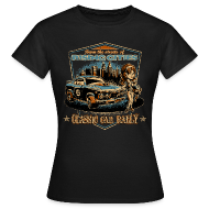 T-Shirts ~ Frauen T-Shirt ~ Classic Car Rally Event