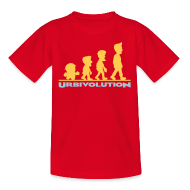 T-Shirts ~ Kinder T-Shirt ~ Urbivolution