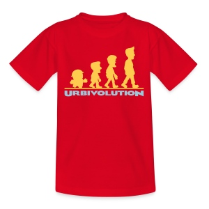 Urbivolution - Kinder T-Shirt