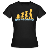 T-Shirts ~ Frauen T-Shirt ~ Urbivolution