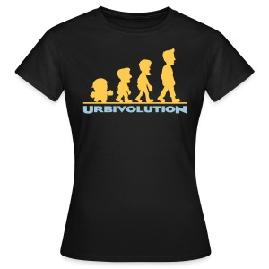 Urbivolution - Frauen T-Shirt