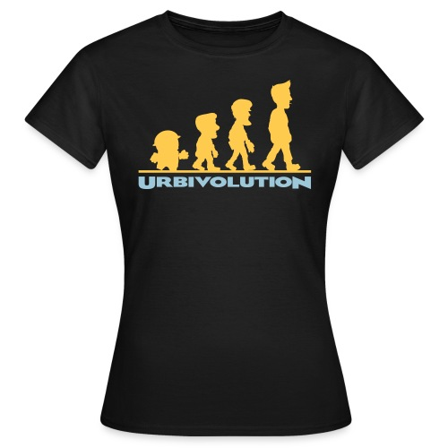 Urbivolution - Women's T-Shirt