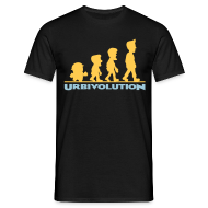 T-Shirts ~ Männer T-Shirt ~ Urbivolution