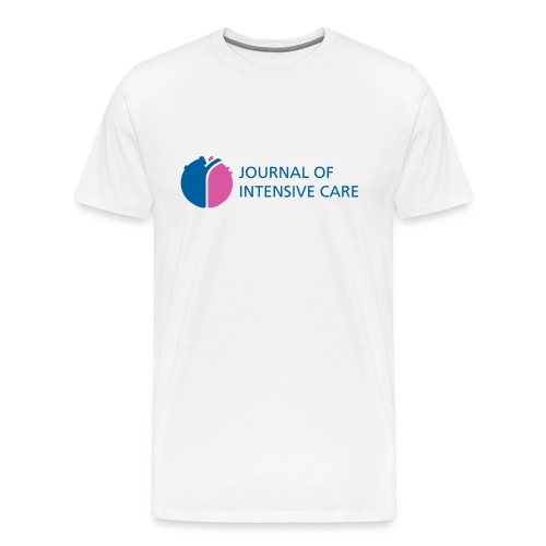 Journal of Intesive Care Men's t-shirt - Men's Premium T-Shirt