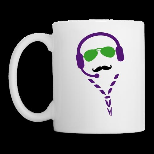 Moustache Radio - Mug - Mug