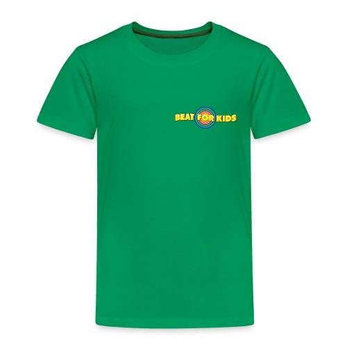 Kinder Shirt Front Druck - Kinder Premium T-Shirt