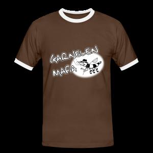 Kontrast-Shirt mit Logo (Sonar) - Männer Kontrast-T-Shirt
