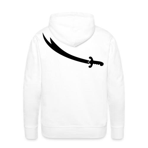Zulfikar Imam Ali Schwert - Männer Premium Hoodie