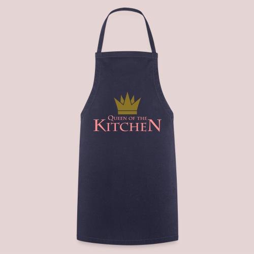 Keukenschort - Queen of the kitchen  - Keukenschort