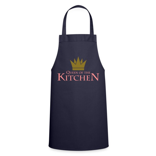 Keukenschort - Queen of the kitchen