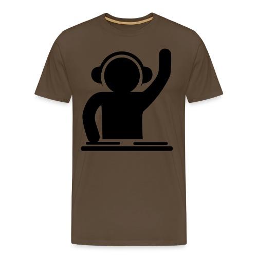 Dj Tee - Men's Premium T-Shirt