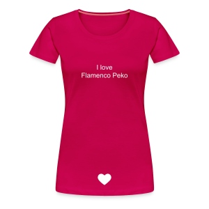 Women's Premium T-Shirt - For gays and girls.