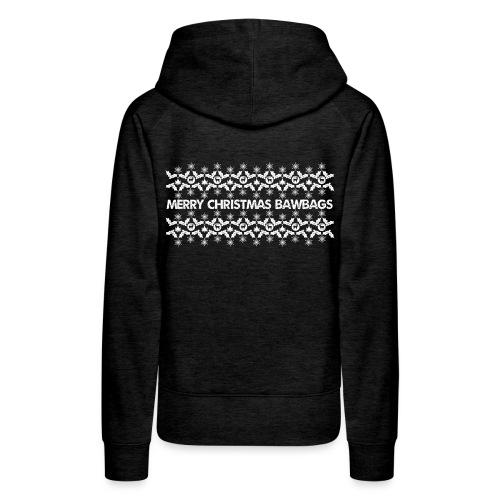 Christmas Jumper - Women's Premium Hoodie
